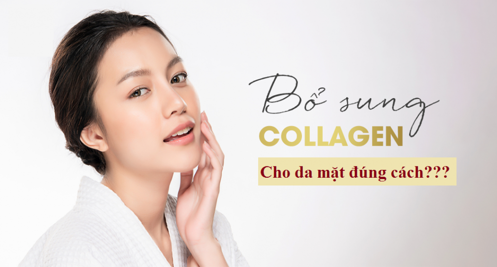 Ăn gì bổ sung collagen cho da