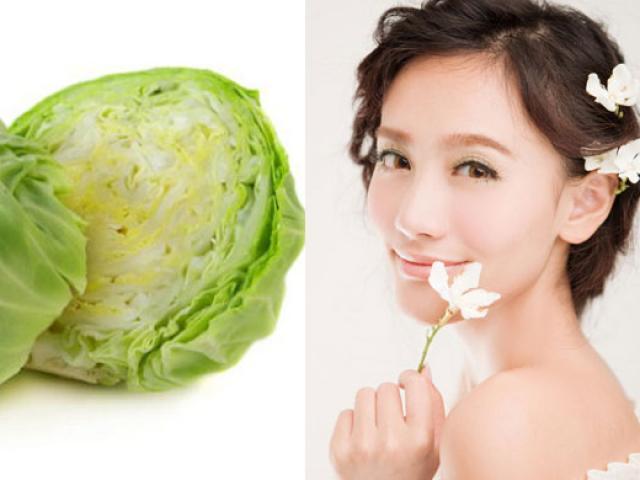 Bí quyết chống lão hóa từ bắp cải bạn nên biết