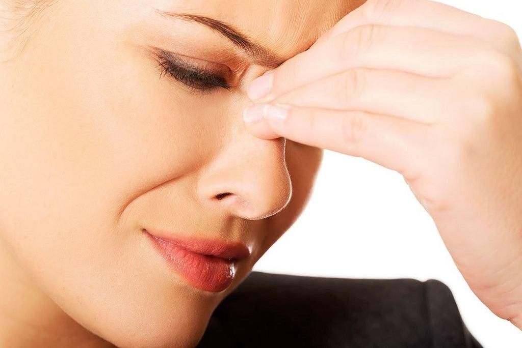 Biểu hiện dễ thấy nhất của bện viêm xoang