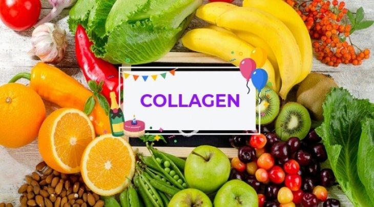 Hãy bổ sung những thực phẩm giàu collagen