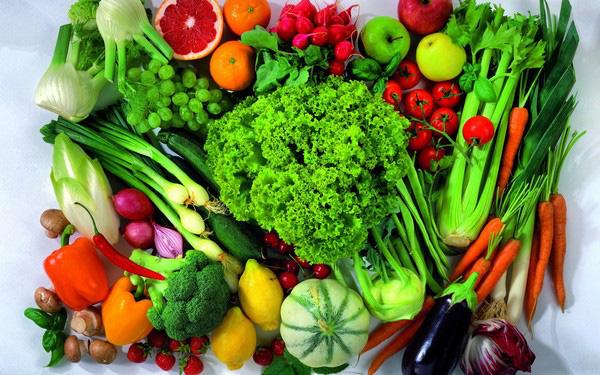 Ngày 3 chế độ ăn kiêng siêu detox nên ăn rau và trái cây