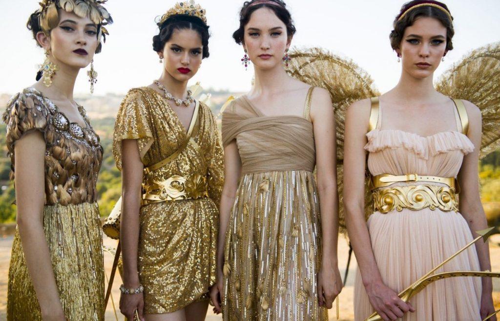 Phụ nữ Hy Lạp và những bí quyết làm đẹp huyền bí