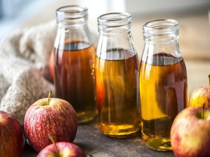 Sử dụng giấm táo tiêu diệt mụn nhanh nhất chỉ với 3 ngày