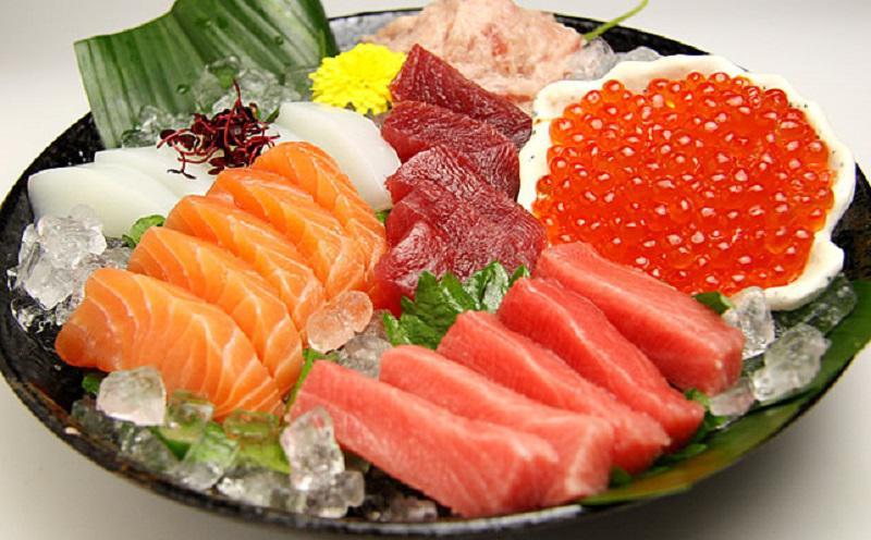 Ăn nhiều cá như người Nhật.