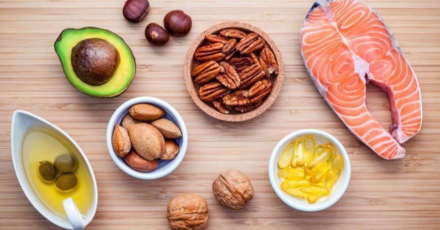 Axit béo - omega 3 là chất dinh dưỡng giúp giảm nguy cơ một số bệnh về tim mạch