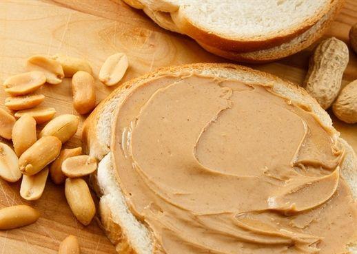 Bánh mì phết bơ lạc cung cấp đầy đủ dưỡng chất cần thiết như chất xơ, chất béo và chất đạm
