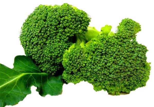 Bông cải xanh nhiều chất xơ giúp giảm béo nhanh