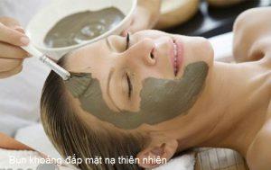 Công thức chỉ bạn sử dụng bùn khoáng như thế nào để làm trắng da đón tết
