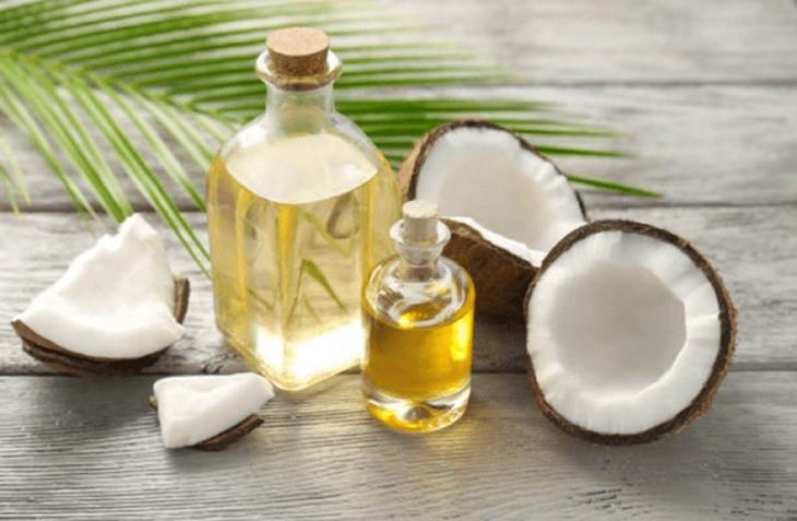 Dầu dừa là một trong những phương pháp giảm giảm mỡ bụng tuyệt vời