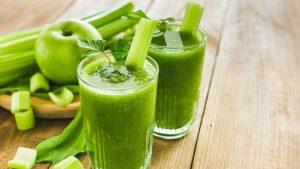 Giảm cân nhanh chóng và hiệu quả chỉ với 1 ly cần tây mỗi ngày