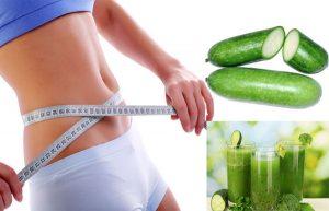 Giảm cân sau sinh bằng bí đao: Học cách giảm cân sau sinh từ những người nổi tiếng