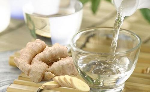 Giảm mỡ bụng nhanh chóng và hiệu quả từ 2 loại đồ uống chế biến từ gừng