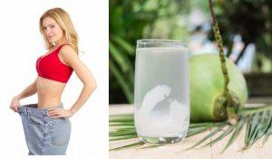 Lợi ích của nước dừa trong việc giảm cân nhanh và rất hiệu quả được nhiều chị em áp dụng