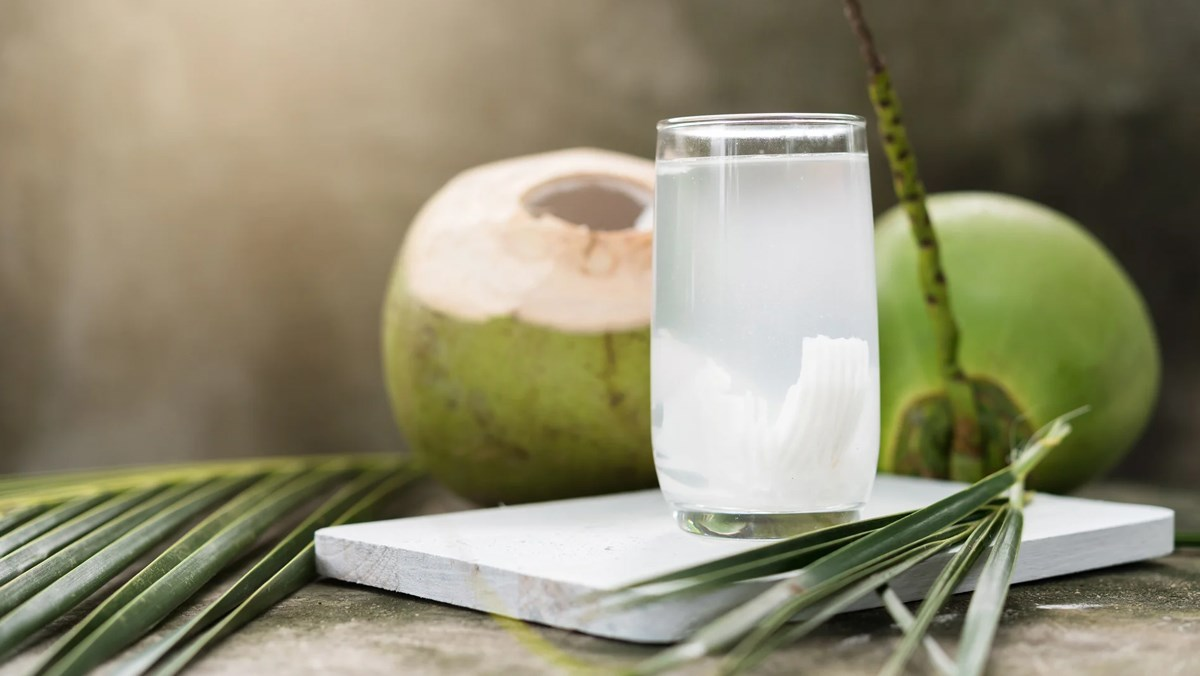 Lợi ích của nước dừa trong việc giảm cân nhanh