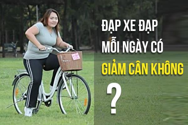 Mẹo giảm cân sau sinh bằng cách đi xe đạp