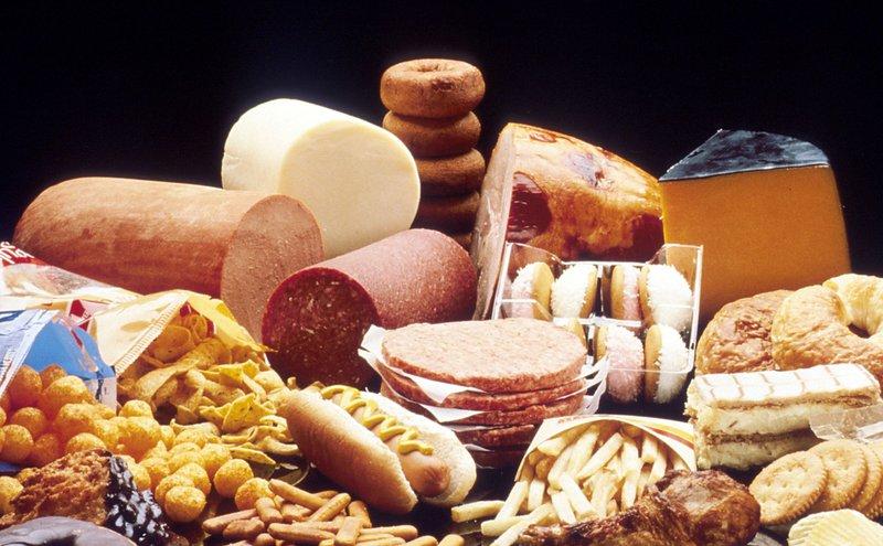 Thực phẩm oxy hóa chất béo