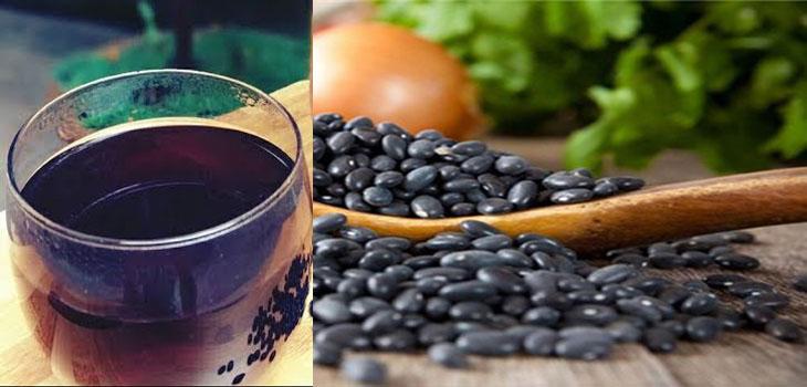 Giảm cân bằng đậu đen hiệu quả bằng cách uống nhiều nước đậu đen