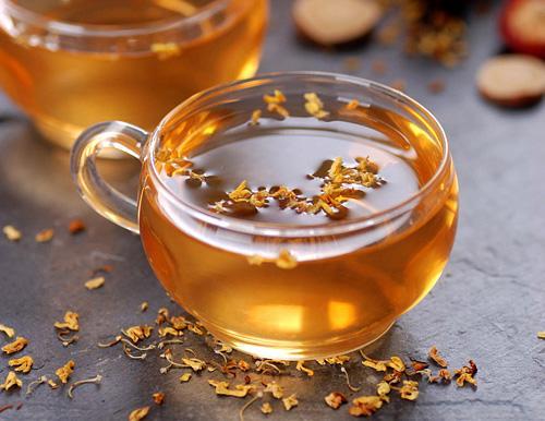 Giảm cân sau sinh nhanh với trà cam thảo, táo gai